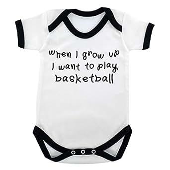 1StopShops Baby Jungen (0-24 Monate) Body Weiß Schwarz 56