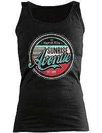 Sunrise Avenue Heartbreak Century - Badge - Girlie - Tank Top - Shirt