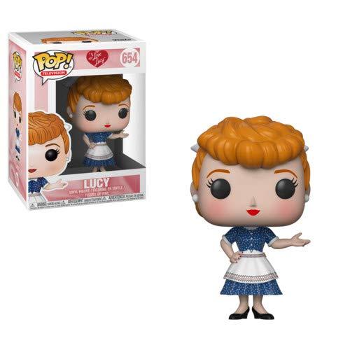 Funko-I Love Lucy Idee Geschenk, Statue, Sammelfigur, Comics, Manga, Serie TV, Mehrfarbig, 32704 (I Love Lucy)