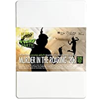 Murder in the Roaring 20s Young Adult 6-14 Player Murder Mystery Flexi Party