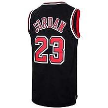 740f3548e0f9d VICTOREM NBA Michael Jordan  23 Camiseta de Baloncesto para Hombres Chicago  Bulls Retro Chaleco de