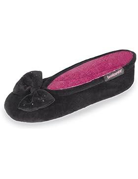 Zapatillas bailarinas niña Isotoner