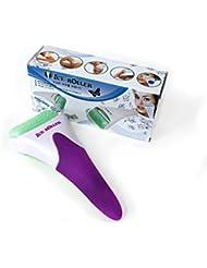 Ice Roller MAXOfit® Hautroller mit Kühlgel für Gesichts- und Körpermassage, 65255