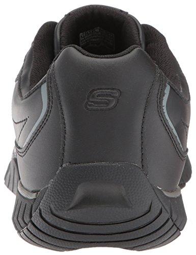 Skechers Sendro-brusco, Chaussures De Course Pour Homme Noir (noir)