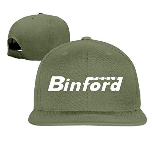 dfegyfr Binford Tools Baseball Cap Hip Hop Cap Schwarz (5 Farben) Unisex32 Baseball-cap-tool