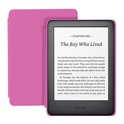 All-new Kindle Kids Edition | Includes access to over a thousand books, Pink Cover
