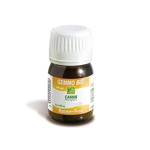Santarome - Gemmo Bio Cassis (30ml)