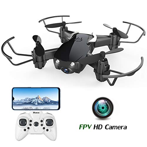 EACHINE Drone Camera HD E61HW Quadcopter...