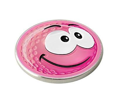 PINK SMILEY SMILE GOLF