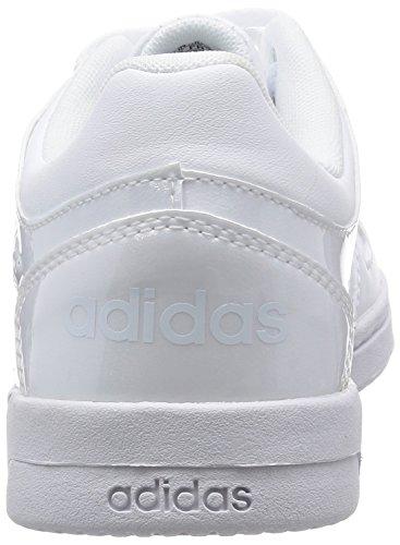 Adidas Damen Hoop Team W Basketballschuhe Weiß (ftwbla / Ftwbla / Ftwbla)