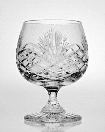 Cristal de Brandy/copas de coñac–170ml–Set de 6–M