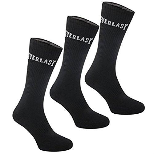 everlast-3-pack-crew-socksladies-4-8black