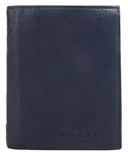Bugatti Purse Semper, 12 cm, blau -