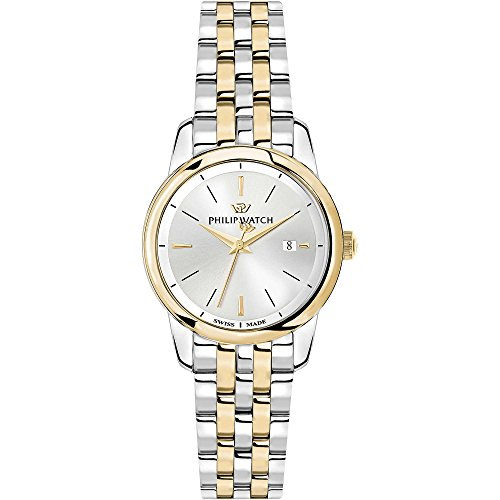 Women Only Time Watch Philip Watch Anniversary Elegant Cod. r8253150502