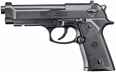 Pistola semiautomatica perdigón Beretta 92 Elite II. Calibre 4,5mm. 3,3 Julios. Co2.