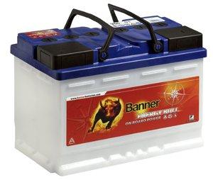 Banner Camping Bull Energy Batterie de 95751 - 12v - 100AH