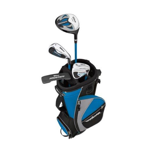 Wilson HDX Junior Golfset, RH (Rechtshänder ) 5-8 Jahre