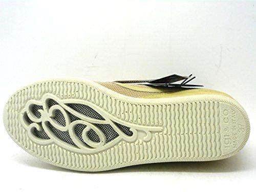 0,25ct–IGI & Co Damen Sneakers Atmungsaktive Goretex Surround mit Keilabsatz Versteckte Beige