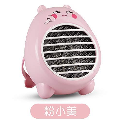 L Iu Wentao Heizlüftermini-Heizung, Mini-Haushaltsheizung, Büro-Energiesparlüfter, Leistungsheizung und Heizung, Powdermini-Heizung, Büro-Energiesparventilator, Pulver