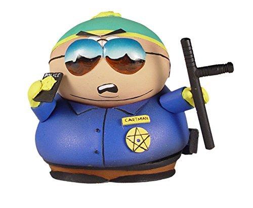 Figure Motorcycle Cop Cartman ()
