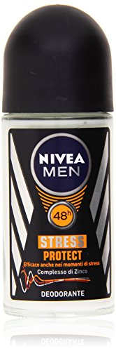 Nivea Men - Stress Protect, Deodorante con Complesso di Zinco - 50 ml