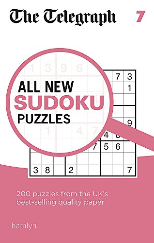 The Telegraph All New Sudoku Puzzles 7 (The Telegraph Puzzle Books) por THE TELEGRAPH MEDIA GROUP