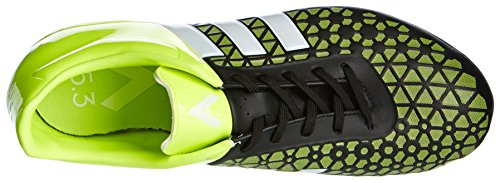 Amarelo Sapatos 15 Núcleo Preto 3 Ag Fg Solar ftwr De Preto Adidas Futebol Ace Homens Branco Desempenho qAwxZtTAX