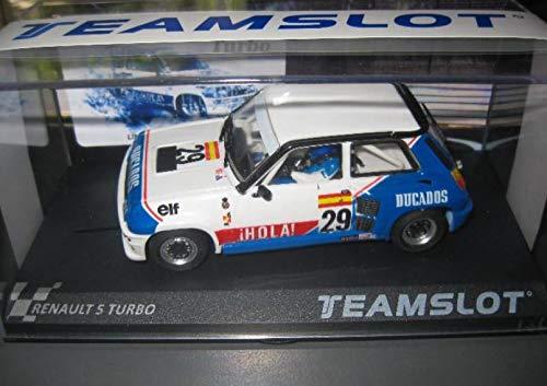 Fly SCALEXTRIC Renault 5 Turbo Elf DE J. Pareja EUROCUP
