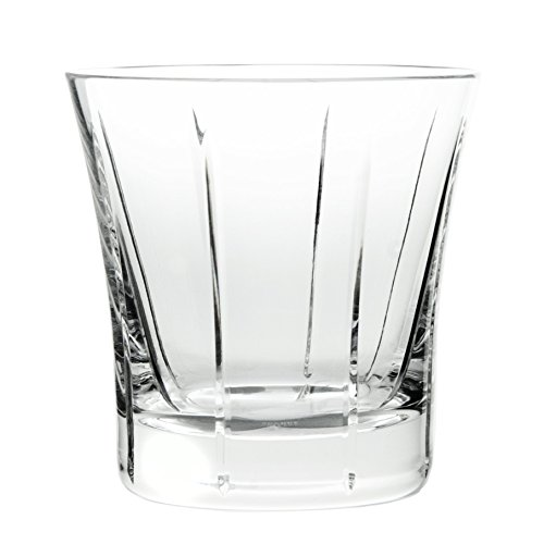 Cristal de Sèvres Vertigo t.103 Set de Verres à Whisky, Verre, 10 x 10 x 10 cm, Lot de 2