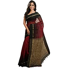 Tjsarees Silk Saree (TJ500031_Red_Free Size)