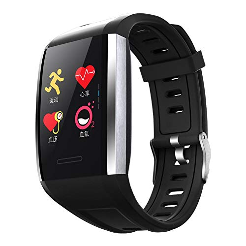 Q7 1 3 Inch Color Screen Smart Touch Screen Bracelet Metal Dynamic Heart  Rate Blood Pressure Oxygen Sleep Monitoring Fitness Sports Watch IP68