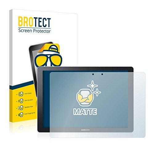 BROTECT Entspiegelungs-Schutzfolie kompatibel mit Samsung Galaxy TabPro S (2 Stück) - Anti-Reflex, Matt
