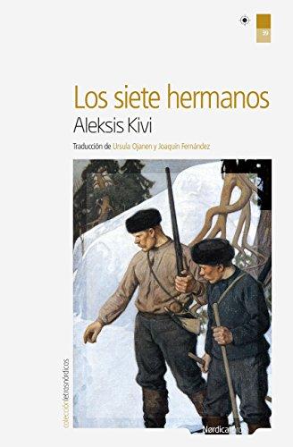 Los siete hermanos (Letras Nórdicas nº 39) por Aleksis Kivi