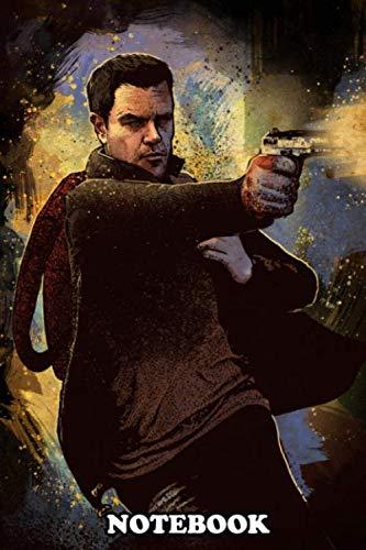 Notebook: Jason Bourne , Journal for Writing, College Ruled Size 6