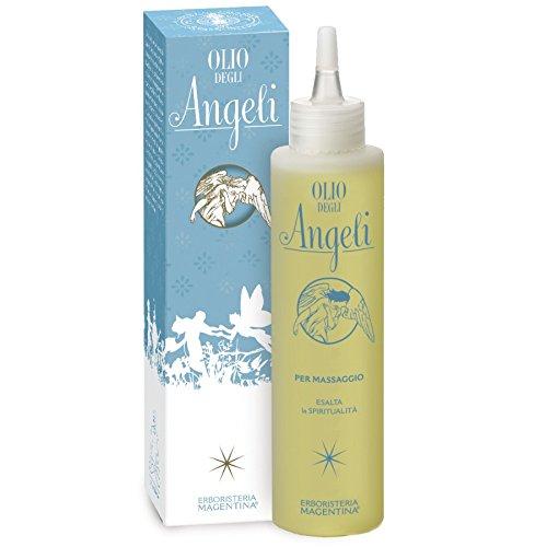 ERBORISTERIA MAGENTINA Olio degli Angeli per Massaggio Esaltˆ la Spiritualitˆ