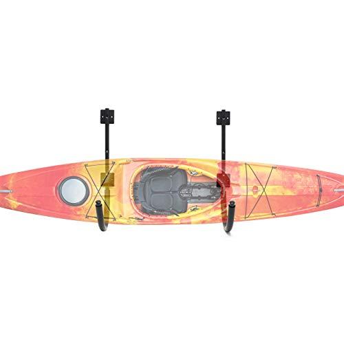 WilTec Soporte Pared Kayak Almacenaje Sujeción Pared