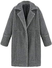 Outlet zum Verkauf Vielzahl von Designs und Farben Kostenloser Versand Suchergebnis auf Amazon.de für: Teddy - Mantel - Damen ...