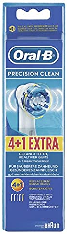 braun ersatz-zahnbürste 4er+1 1 ST