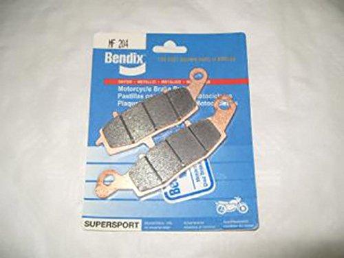 Bendix-Pastiglia per freno Kawasaki 750 Z750 2004-2006 MF204 nuovo