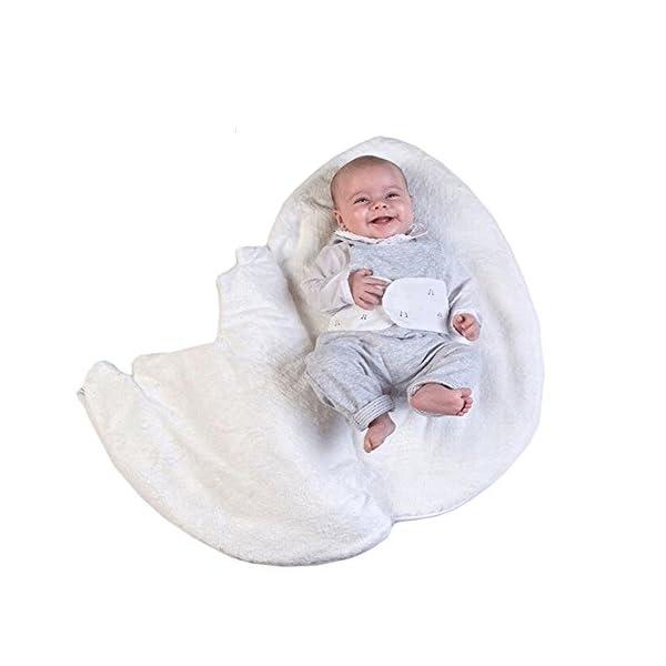 BOBORA Sacos de Dormir para Bebés, Bebé Recién Nacido Cálido Lindo Huevo Estilo Fleece Saco de Dormir Wrap Manta…