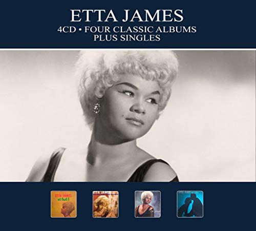 Etta James - Four Classic..