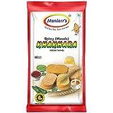 Maniarrs Masala Khakhra 8 Packs - Single Flavor 360 Grams