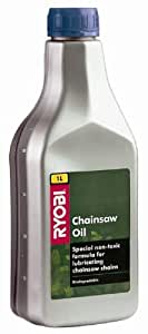 Ryobi RGA003 1L Chainsaw Oil for all Chainsaws