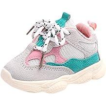 Zapatillas para Bebés Niñas Niños Deportivas Verano 2019 PAOLIAN Zapatos Bebes Primeros Pasos Suela Dura Bautizo