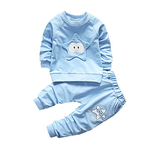 122eeeeab ... Bebé Niño Niña Tops Camisas y Pantalones Conjuntos de Ropa Trajes  Deporte Ropa Blusa. febrero 19, 2019. item image. ¡Comprar en Amazon!