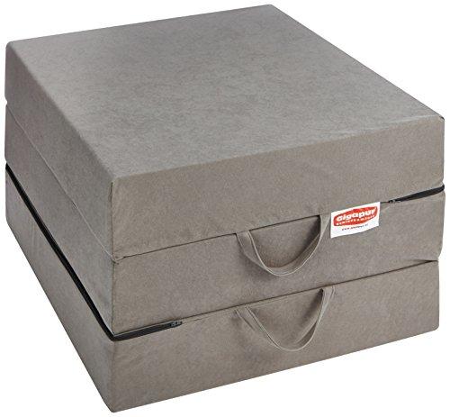 Gigapur 25069 Visco Luxus Klappmatratze für Erwachsene -