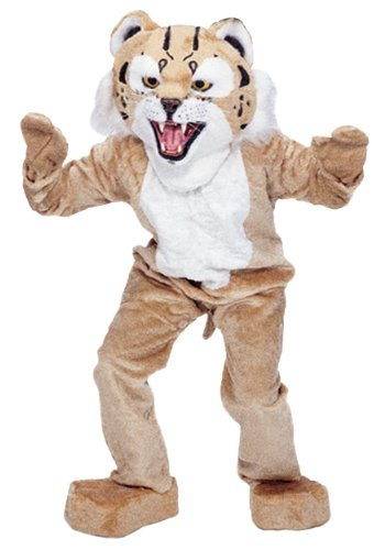 Rubie's Wildcat Mascot Fancy Dress Costume Standard