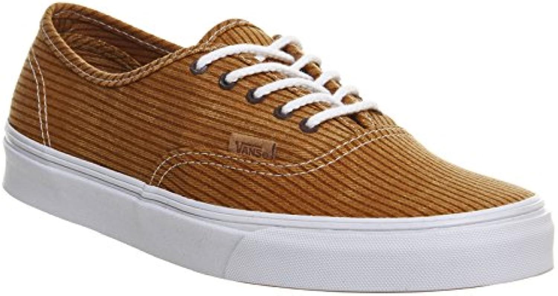 Vans Washed Herringbone Authentic CA (Inca Gold)
