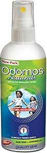 Dabur Odomos Naturals Mosquito Repellent Spray - 100ml