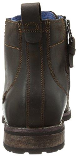Mark Nason Dagger Collection Barnsley Chukka Boot Dark Brown